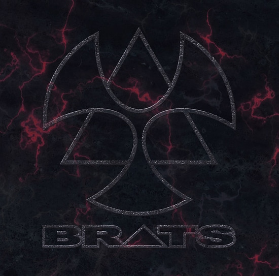 brats self titled album cover limited