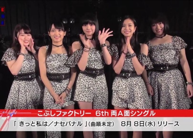 kobushi factory 6th single
