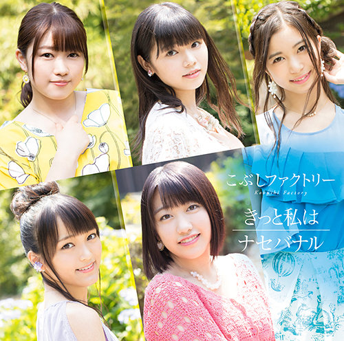 kobushi factory kitto watashi wa naseba naru cover sp