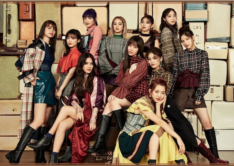 e-girls perfect world