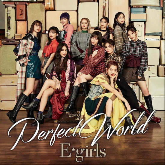 e-girls perfect world cover