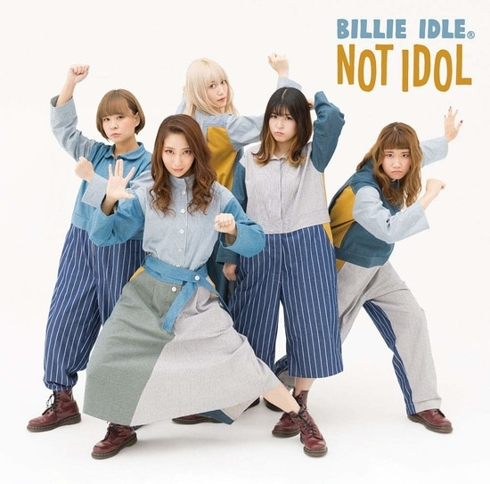 billie idle not idol cover