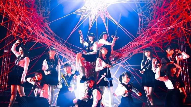 last idol ai shika buki nai 5th single