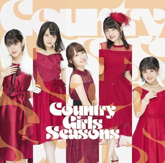 country girls first mini album cover seasons