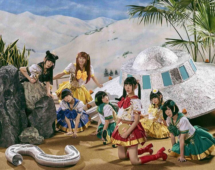 dempagumi.inc wareware 5th album