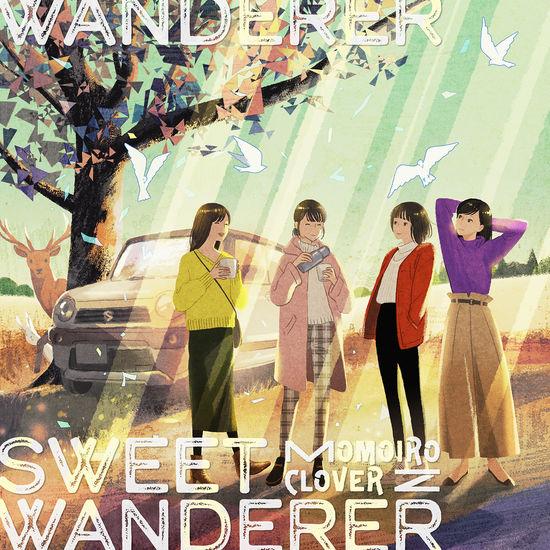 momoiro clover z sweet wanderer cover