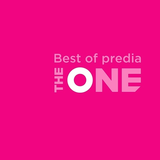 predia the best-of predia the one cover type b