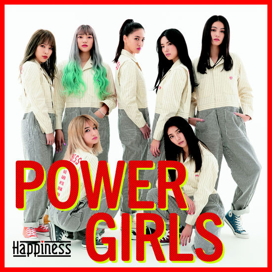 happiness power girls cover