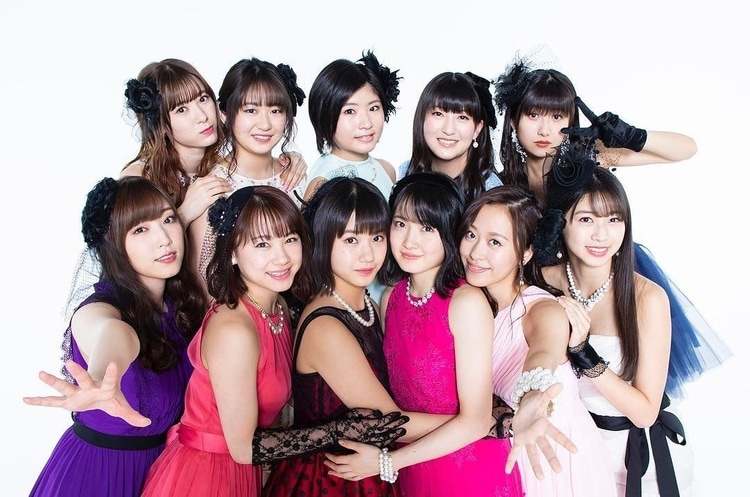 morning musume 19 20th anniversary