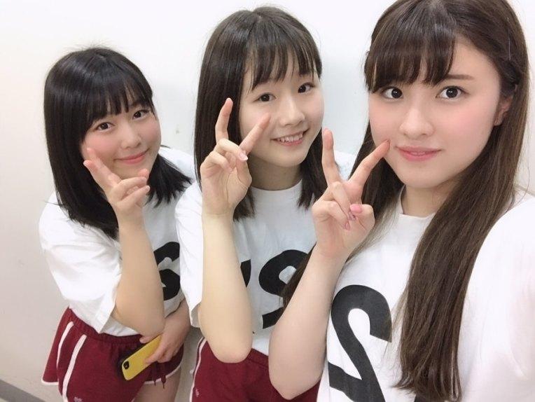 up up girls 2 morinaga niina niikura ami shimazaki yuria