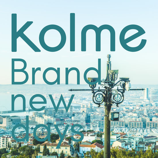 kolme brand new days cover