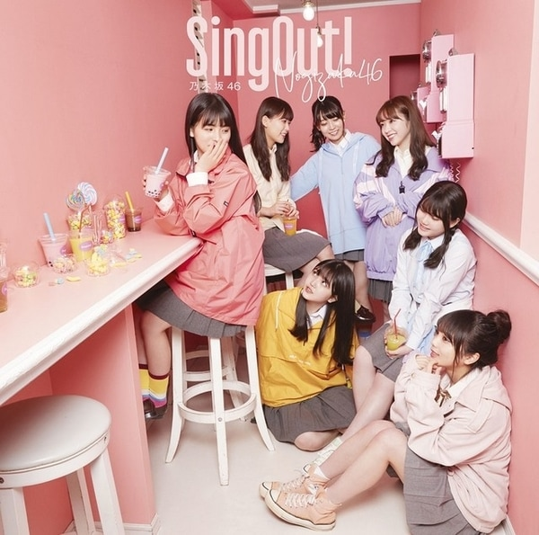 nogizaka46 sing out cover regular