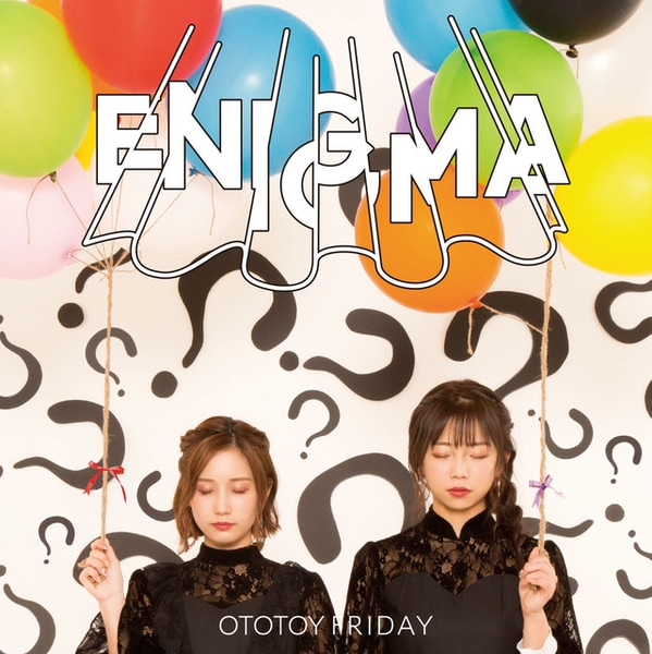 ototoy friday enigma cover