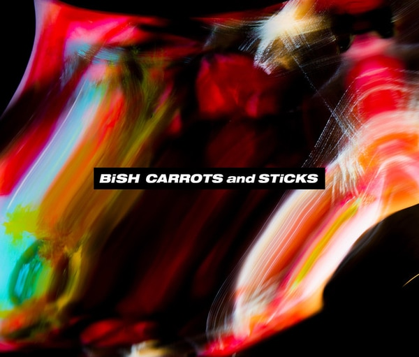 bish carrots sticks cover 2cd dvd