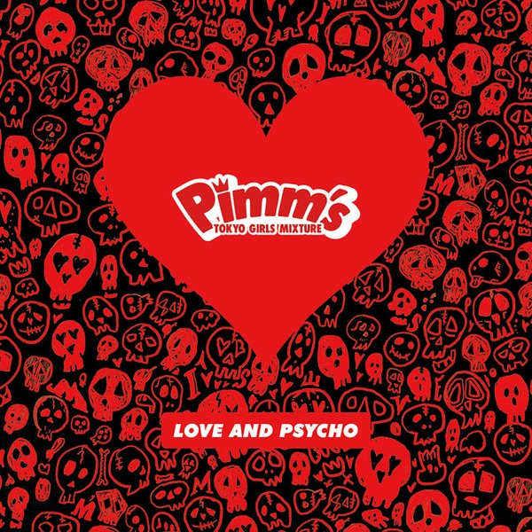 pimms love psycho mini album cover type d
