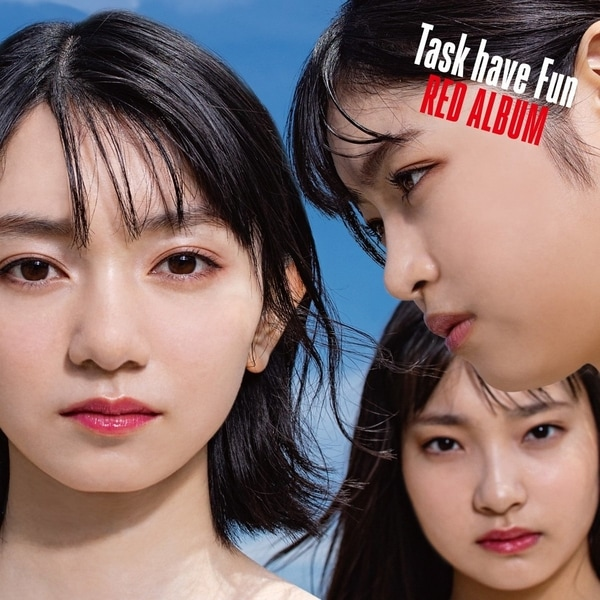 task have fun cover red album