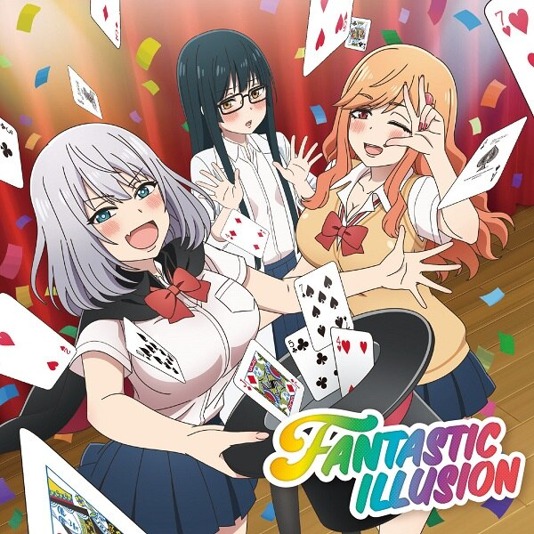 i☆Ris fantastic illusion cover anime