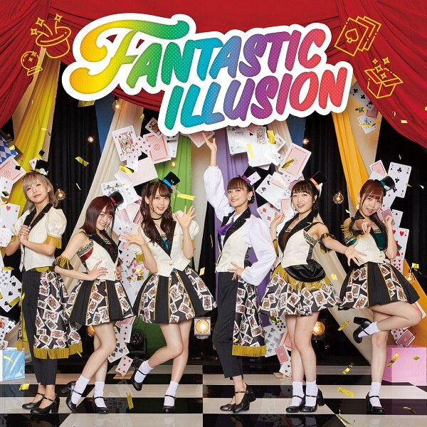 i☆Ris fantastic illusion cover limited